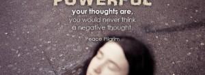 Όταν κάνετε άσχημες σκέψεις τις προκαλείτε να συμβούν!