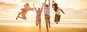 15 πράγματα που κάνουν οι χαρούμενοι άνθρωποι