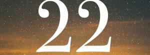 Βλέπετε παντού το 22: Το νόημα του αριθμού 22