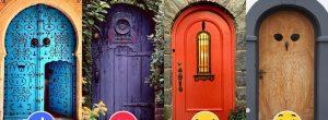 Τεστ: Ποιά πόρτα θα ανοίξεις; Η επιλογή σου αποκαλύπτει πολλά για την ψυχή σου