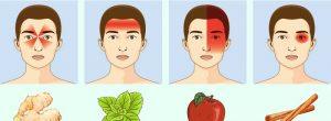 10 υγιεινές τροφές που θεραπεύουν τον πονοκέφαλο ΧΩΡΙΣ να πάρετε χάπια!