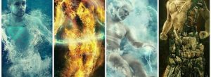 Ποιο στοιχείο είναι το πνεύμα σας; Αέρας, Νερό, Γη ή Φωτιά;